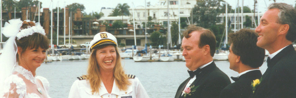 Yes, I do maritime weddings also!